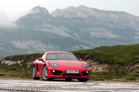 Porsche Cayman S, prueba (parte 2)