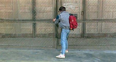 """La mochila de """"Regreso Al Futuro"""", regresa al futuro"""