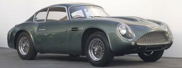 Aston Martin celebra 100 años de Zagato con la DBZ Collection de 150 millones de pesos... y solo son 2 autos
