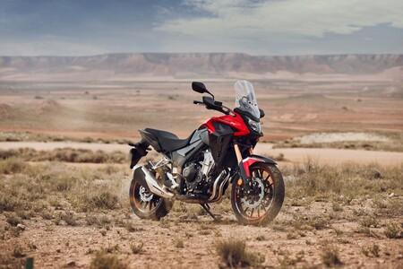 Honda CB500X 2022