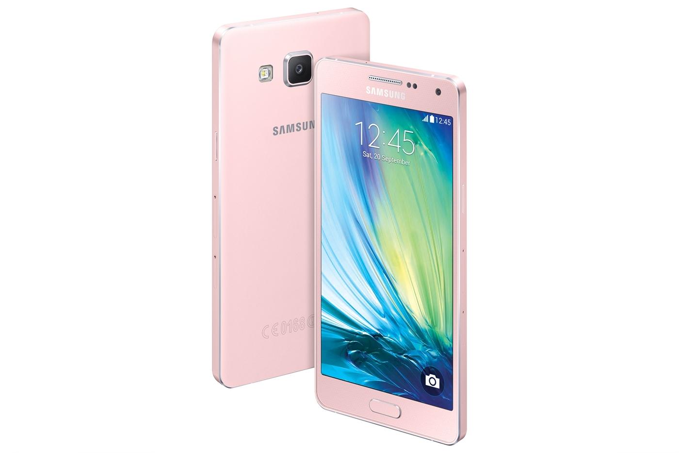 Foto de Samsung Galaxy A5 y Galaxy A3 (2/21)