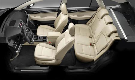 Subaru Outback 2015 Interior 2