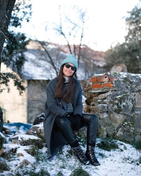 Las siete botas con peluche y borrego por dentro para disfrutar de la nieve sin congelarnos los pies están en H&M
