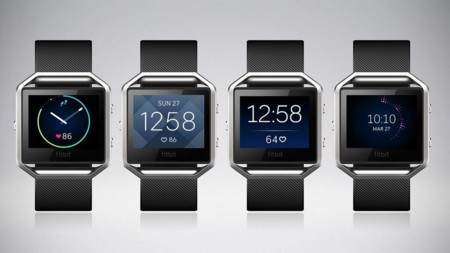 Fitbit Blaze Watchfaces