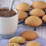 Españoletas aragonesas. Receta de galletas de toda la vida para la merienda