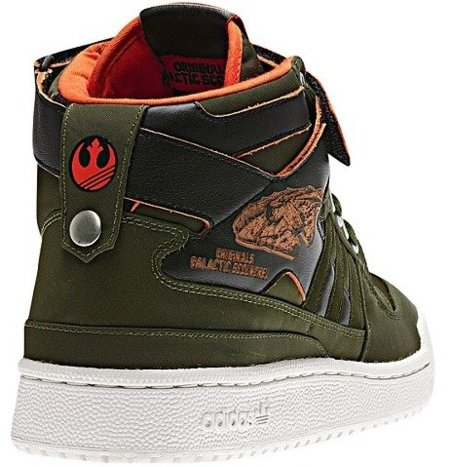 Adidas Star Wars: ahora es el turno de Han Solo y el Halcón Milenario