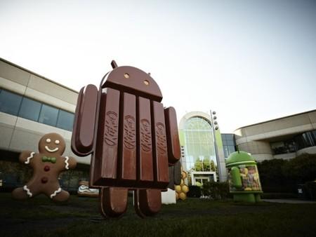 Nueva versión de KitKat podría ya existir