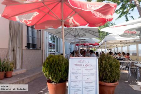 Restaurante Canas Y Barro 2