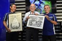 Yamaha, 50 años de su primer mundial con Phil Read