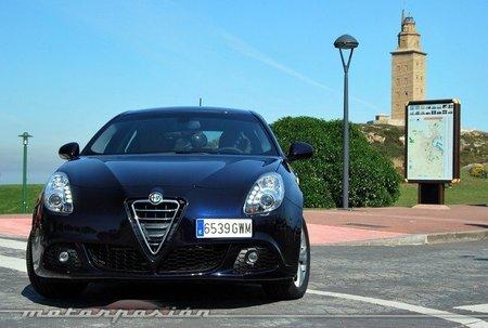 Alfa Romeo Giulietta 2.0 JTDm, presentación y prueba en La Coruña