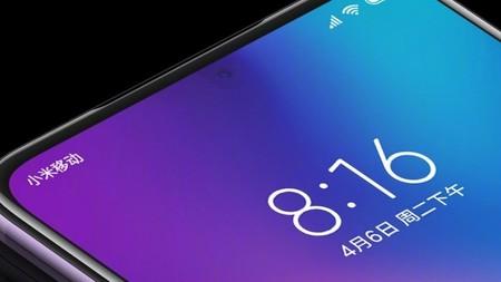 """La siguiente innovación de Xiaomi sería una cámara en pantalla """"totalmente invisible"""", que aparece solo cuando es necesario"""