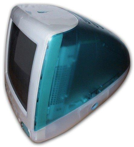 Original iMac G3 Blue