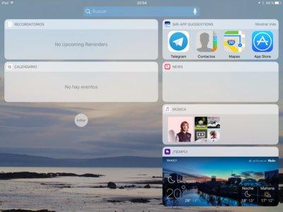 Primeras imágenes de iOS 10