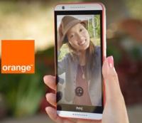 Precios HTC Desire 820 con Orange