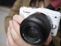 Panasonic Lumix GF6, toma de contacto