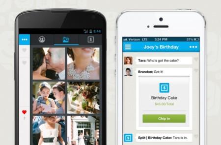 GroupMe se actualiza: mejores galerías y Split, para hacer compras conjuntas