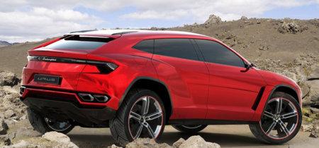 El SUV de Lamborghini se fabricará finalmente en Sant'Agata Bolognese