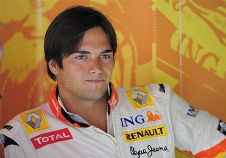 Nelson Piquet Jr., de tal palo tal astilla
