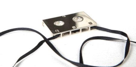Casette de plata de Michael Stipe
