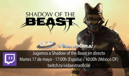 Jugamos en directo a Shadow of the Beast a partir de las 17:00h (finalizado)