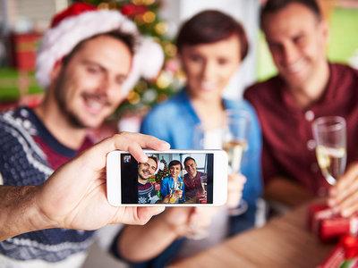 ¿Serías capaz de producir el video familiar de Navidad con tu smartphone?