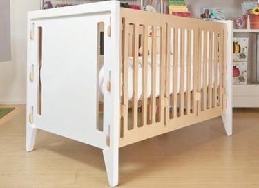 La cuna de Gro Furniture, o como dar nueva vida a tus muebles