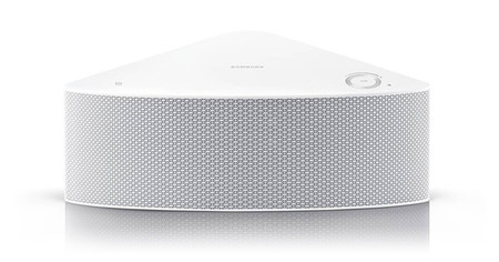Samsung Shape M7, altavoz con opción de conexión a servicios de streaming de forma autónoma