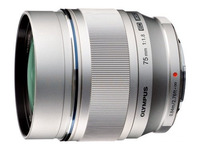 M.Zuiko 75mm f/1.8: Calidad profesional a precio interesante
