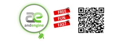 AndEngine, un framework para desarrollar videojuegos en Android