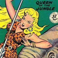 La salvaje Sheena vuelve a la jungla: habrá nueva película en 2018