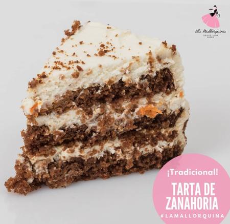 La Mallorquina Las Mejores Carrot Cake De Madrid
