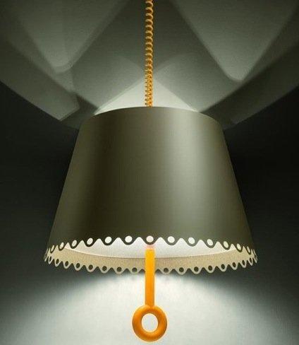 Lola, una lámpara moderna de inspiración vintage