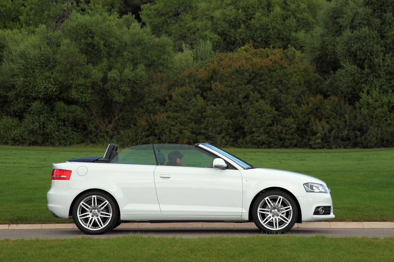 Foto de Audi A3 Cabrio (42/48)