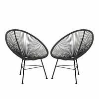 Home Week de eBay: pack de dos sillas New Acapulco rebajado a 89,99 euros con envío gratis