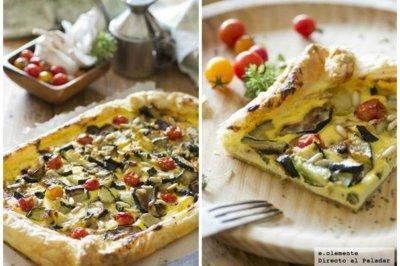 Cinco recetas nutritivas para comer de tupper