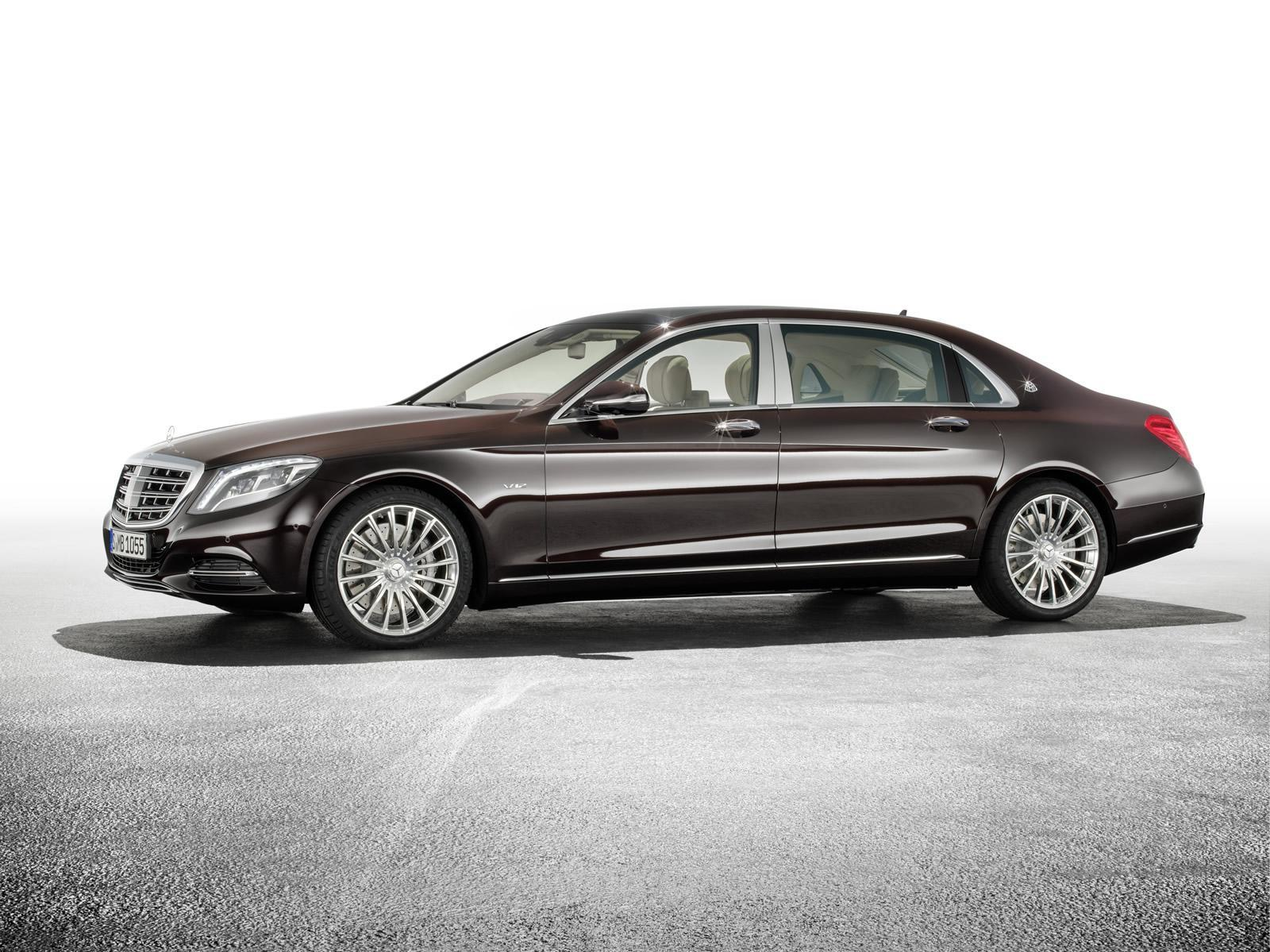 Foto de Mercedes-Benz Clase S Maybach (1/38)