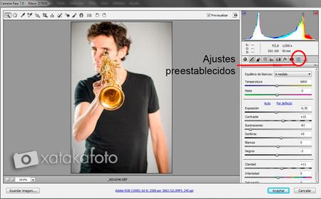 Truco Express: Cómo convertir presets de Lightroom a presets de Adobe Camera RAW