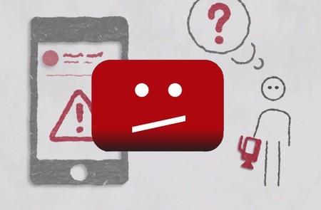Youtube avisará antes de eliminar un vídeo y promete más transparencia con los creadores antes de bloquear su canal