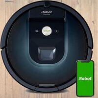 Un robot aspirador de gama alta como el Roomba 981 cuesta 200 euros menos sólo hoy en Amazon