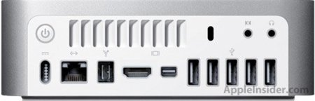 ¿Nuevo Mac mini con HDMI a la vuelta de la esquina?