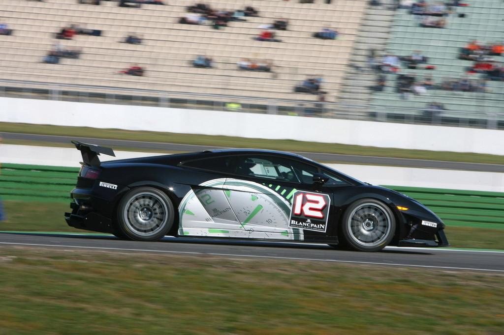 Foto de Lamborghini Super Trofeo Gallardo LP560-4 (4/17)