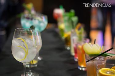 Cómo hacer un Gin Tonic de concurso, asistimos a las semifinales del IV Premio Origins de Schweppes