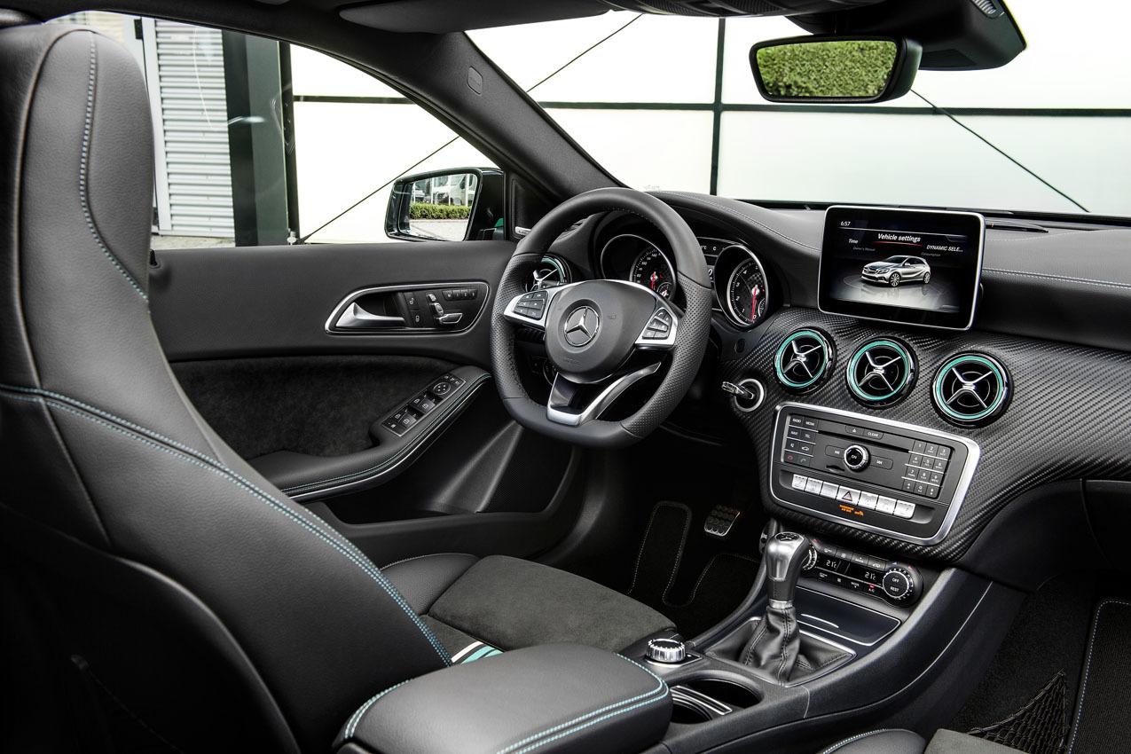 Foto de Mercedes-Benz Clase A 2015 (38/43)