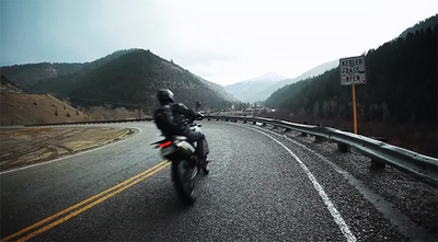 Ride Apart: final de temporada con la KTM 990 Adventure en Colorado