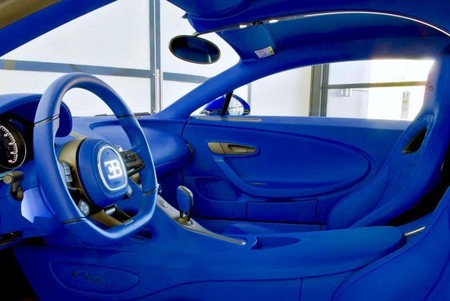 Bugatti Chiron Sport Primer Ejemplar