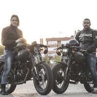 Mitt Legend 125: una cafe racer de 10 CV pero con apariencia de moto grande y retro por menos de 3.000 euros