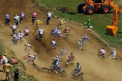 Calendario del Mundial de Motocross 2008