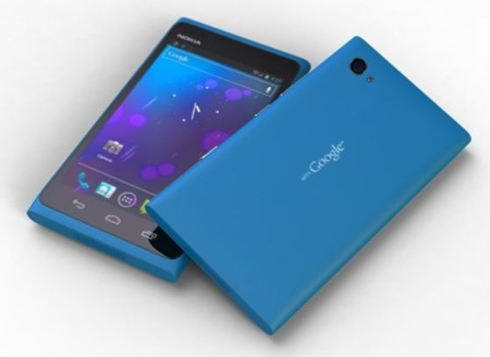 Lumia Android