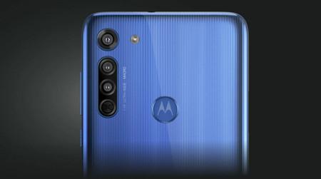 Moto G8 3