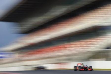 McLaren viaja con optimismo a China